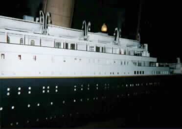 Model Of The Titanic